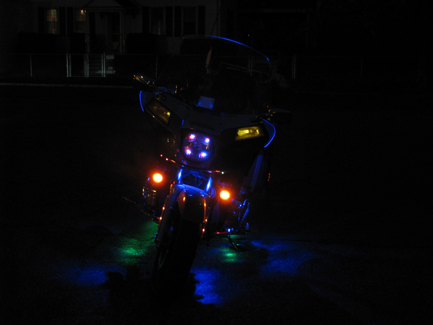 Ernid Dube bike at night 011