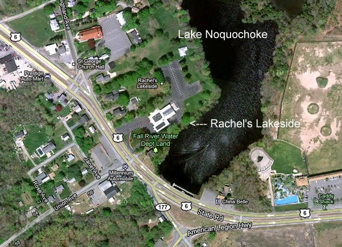 Rachel's Lakeside Map - www.RC123.com